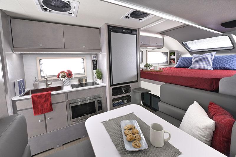 2022 Cirrus 820 Kitchen Wide