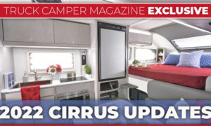 2022 Cirrus Camper Updates