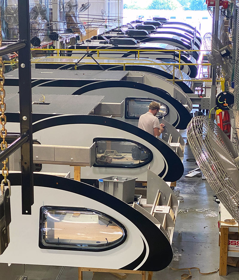 2022 Cirrus Production Line 1