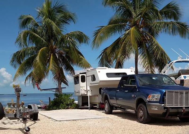 Campsite 323 At Calusa