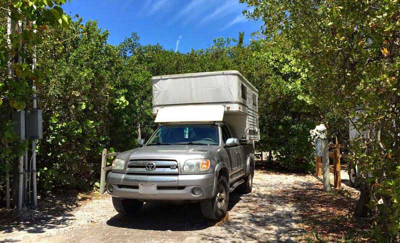 Campsite Bahia Honda