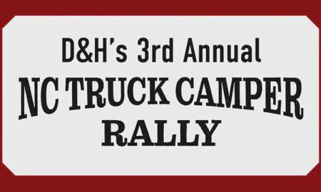 North Carolina Camper Rally