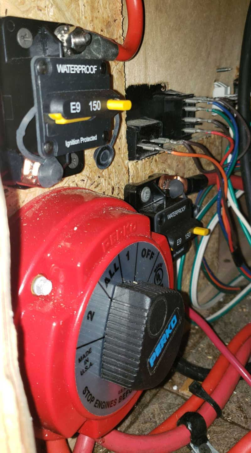 Electrical Upgrade To Refrigerator On 12 Volts 5