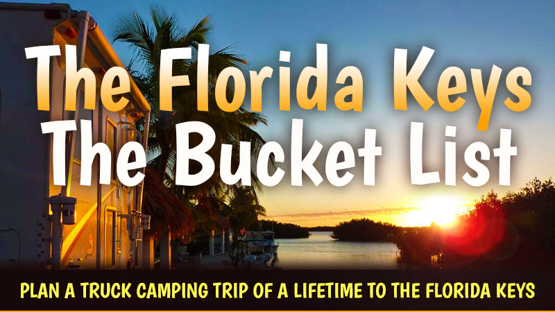 Florida Keys Bucket List