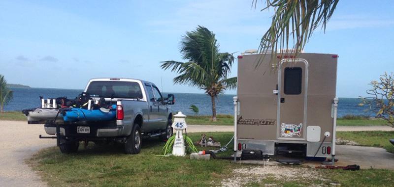 Sigsbee Key RV Park Military Key West