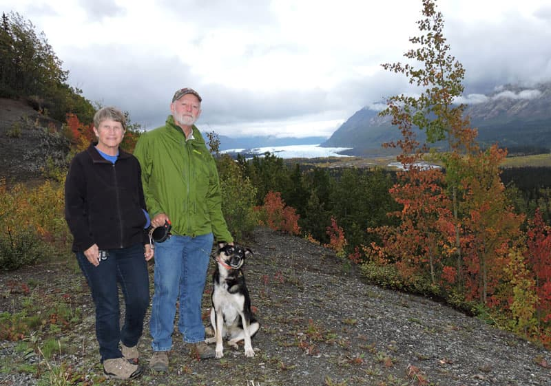 Matanuska-Glacier-Autumn-weather