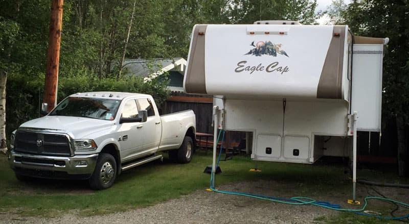 Detached Camper in Fairbanks