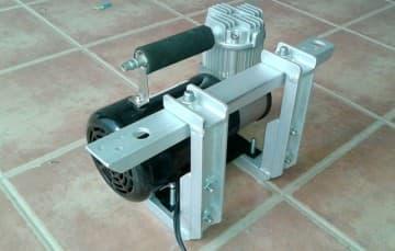 Air Compressor Contraption