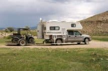 3-Jack-System towing