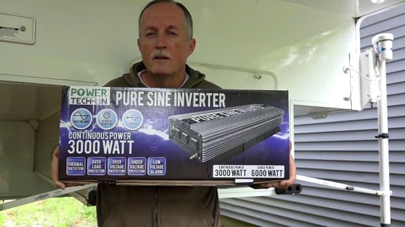 3000 Watt Pure Sine Inverter 6