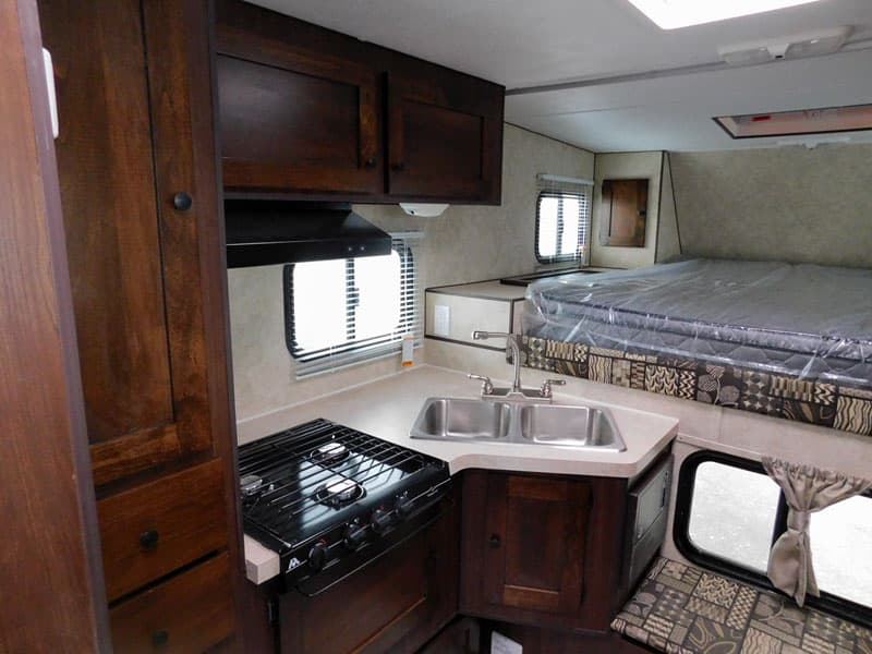 820 Yukon Camper by Rugged Mountain RV