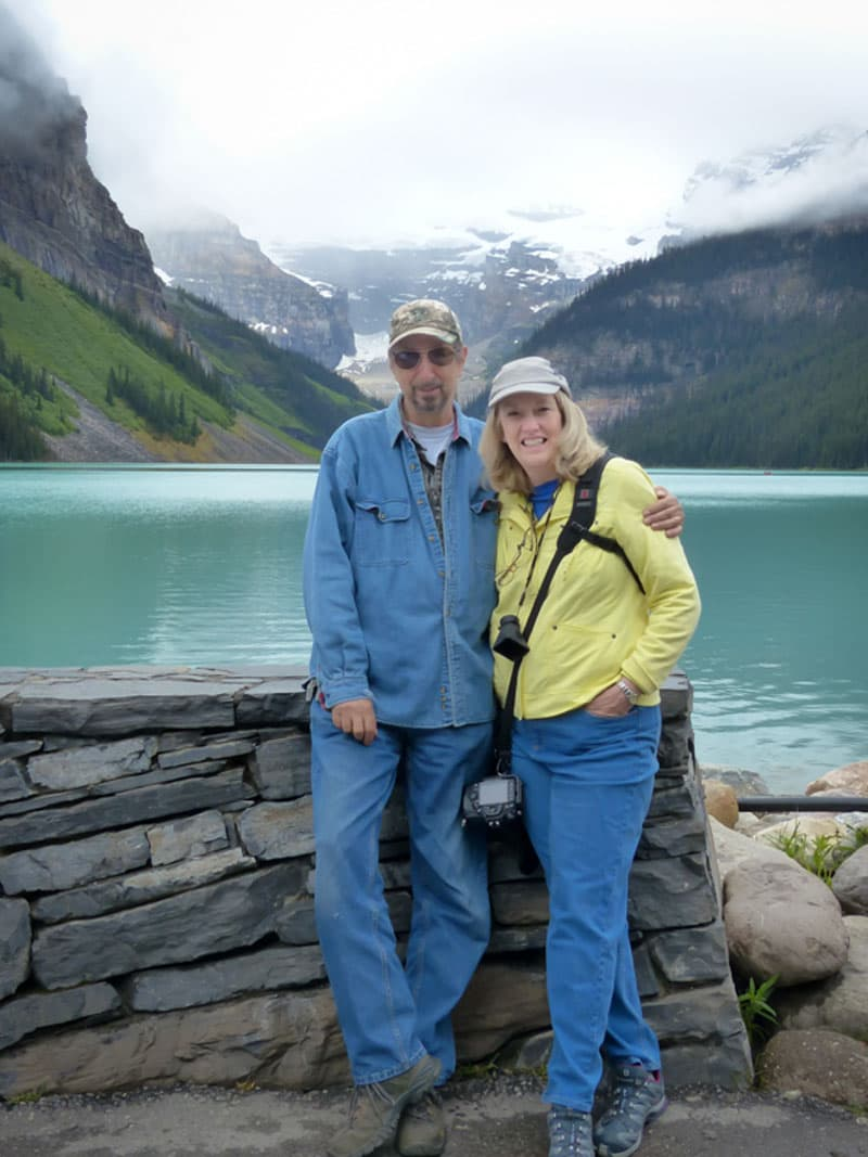 Banff National Park, Lake Louise, Canada