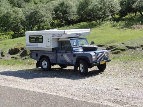 #276 - Piet Jan van der BasA838 Canisbay Loch Eriboll1997 Landrover Defender 110 HCPU1994 Shadow Cruiser 700Camera Used - Sony Cybershot DSC-HX5I was on the road around Loch Eriboll in beautiful weather.  The next day I had beautiful weather near Kylesku, Scotland.