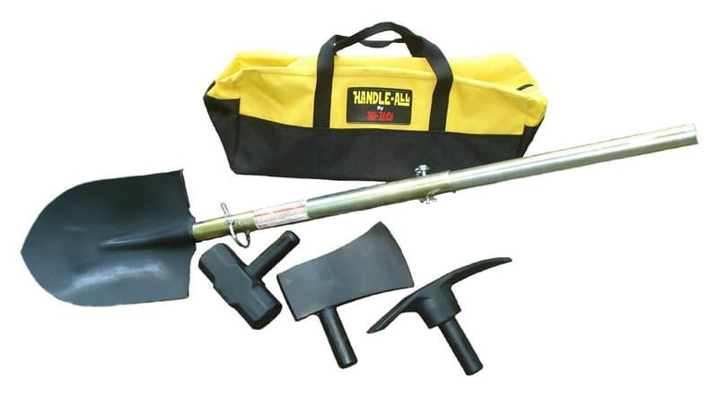 ARB tool kit with a Hi-Lift tool combo