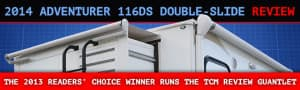Adventurer-116DS-Double-Slide-Review