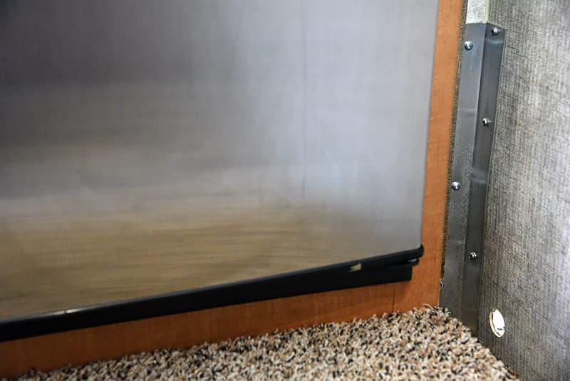 Adventurer 89RBS Refrigerator Hole