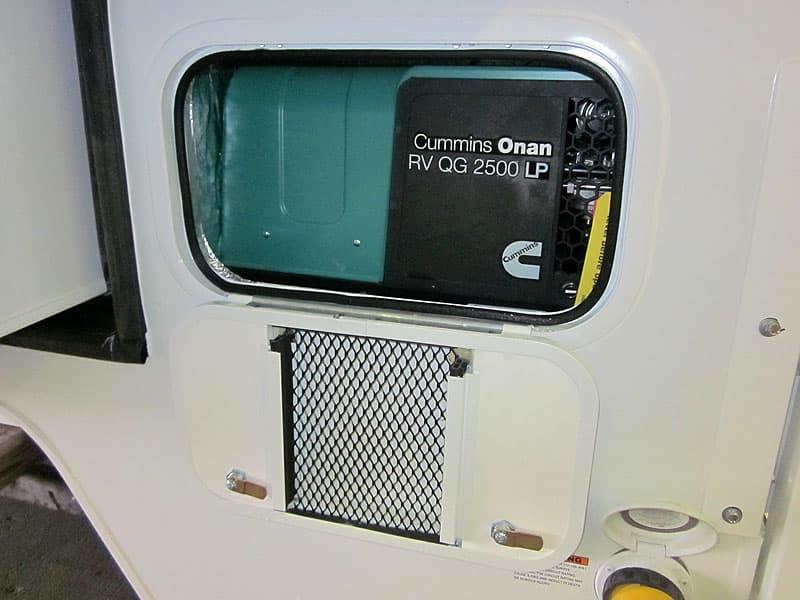 Adventurer 89RBS generator