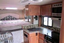 Adventurer 89RBS interior