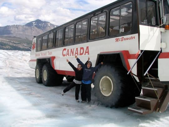 Boondocking-Athabasca-IceField