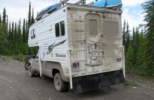 Boondocking-Campbell-Highway