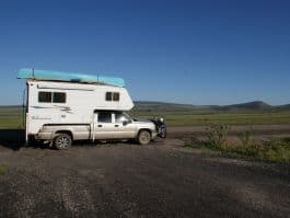 Boondocking-Dempster-Highway