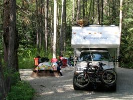 Boondocking-Kootney-Camping-bicycles-on-front