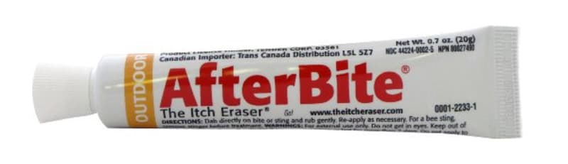 Afterbite anti-itch creme