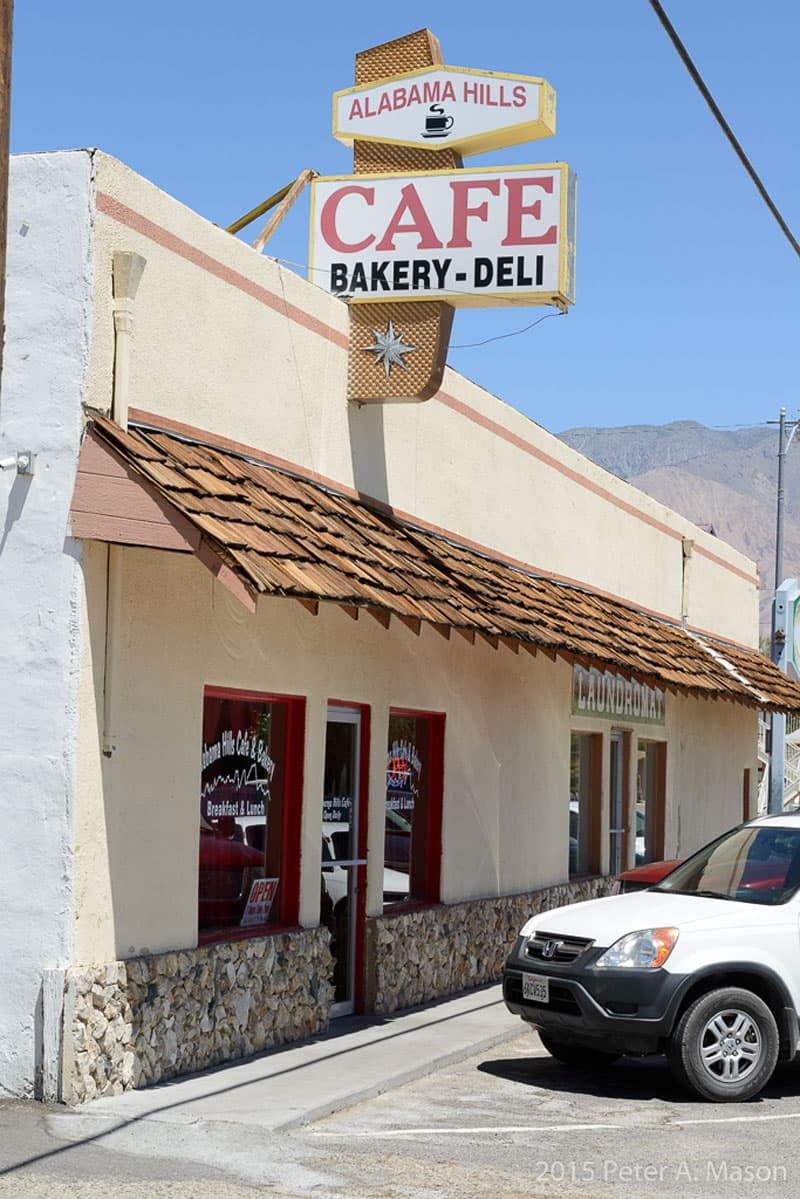 Alabama Hills Cafe and Bakery and Deli