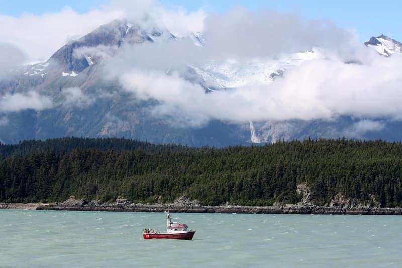 Alaska Marine Highway scenery