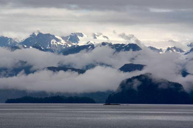 The Alaska Marine Highway Valdez to Kenai
