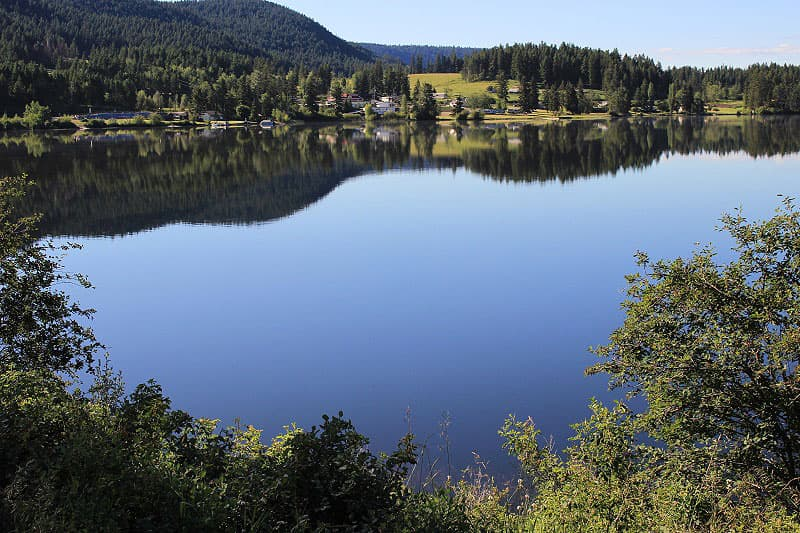 McLeese Lake Alaska