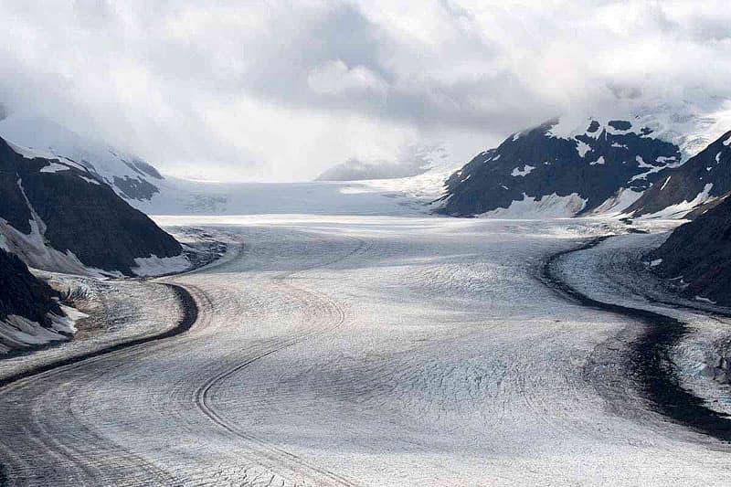 Alaska-land-glacier-Berquam