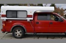 Alaskan 6.5 truck camper