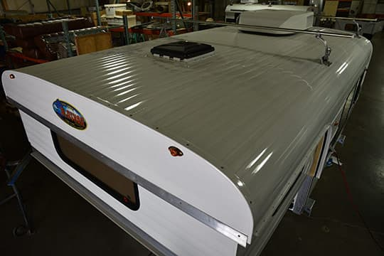 Captivating Alaskan Camper Review EXT Wide Roof