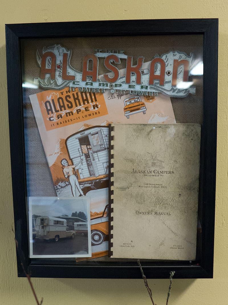 Alaskan Factory Memorabilia
