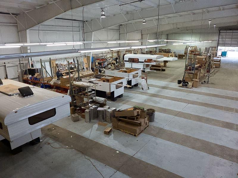 New Alaskan Factory Location in Winlock, WA
