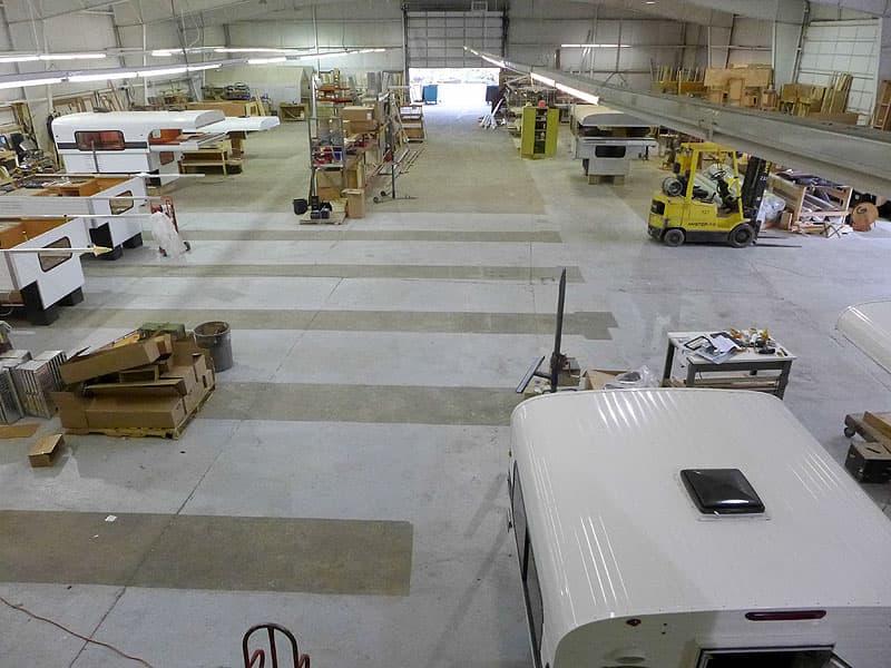 New Alaskan Factory Location in Winlock, Washington