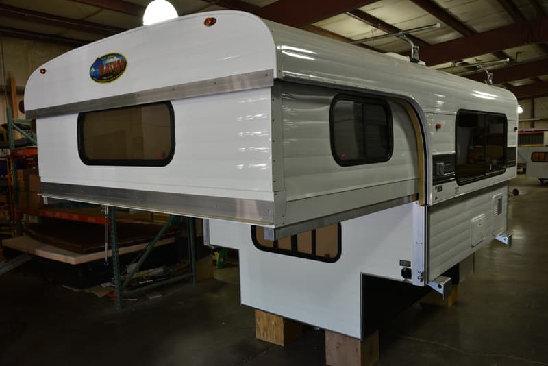 Alaskan hard side pop up camper