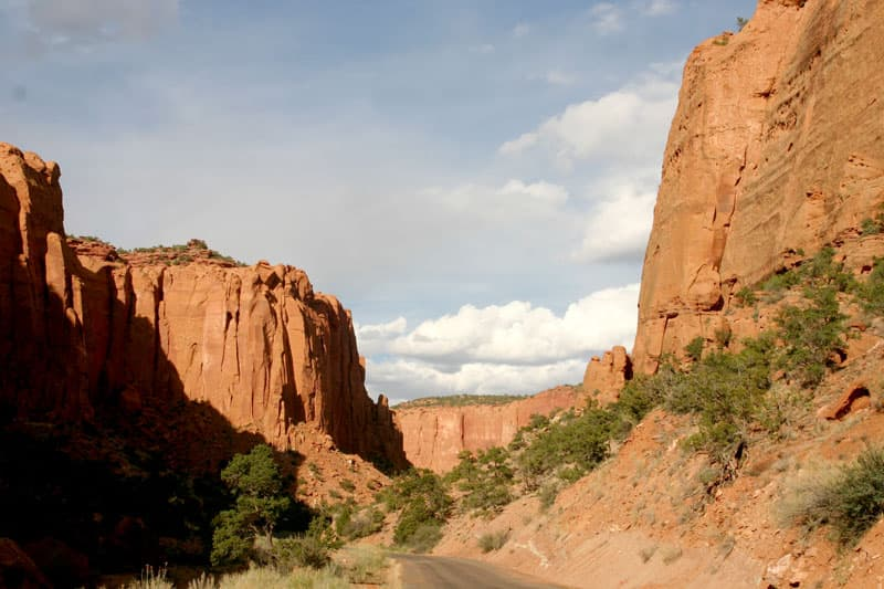 Burr Trail in Long Canyon