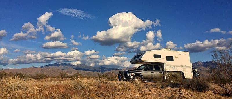 Alpenlite camper go anywhere