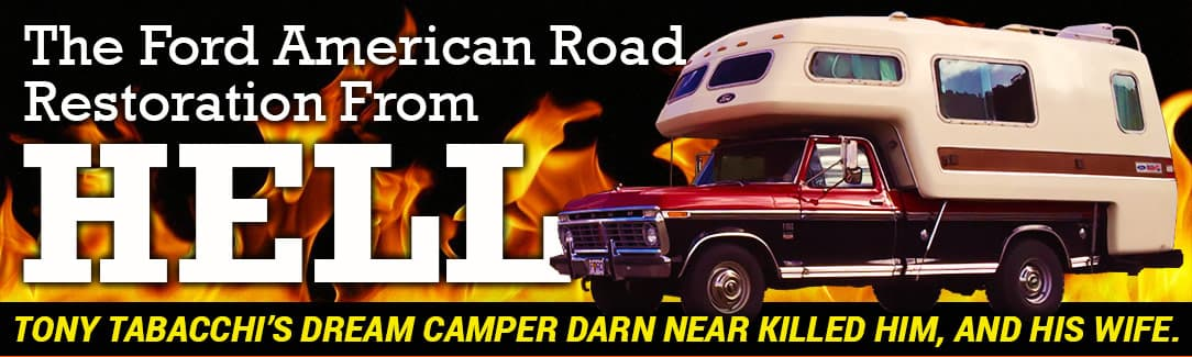 American Road Camper Restoration