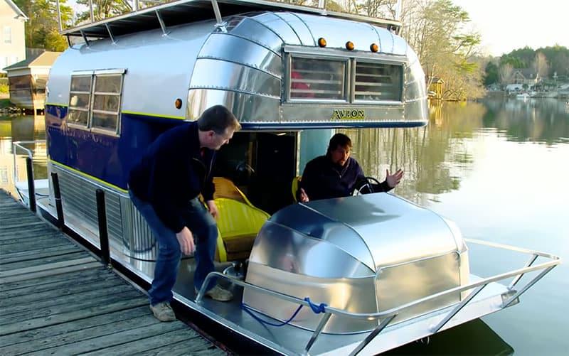 Avion Truck Camper Boat Animal Planet