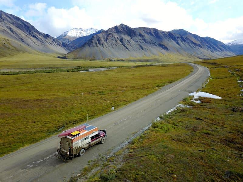 Antigun Pass Alaska