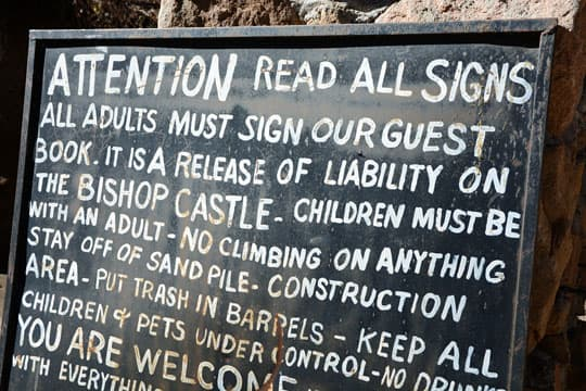 Arctic-Fox-990-Bishop-Castle-Warning-Sign2