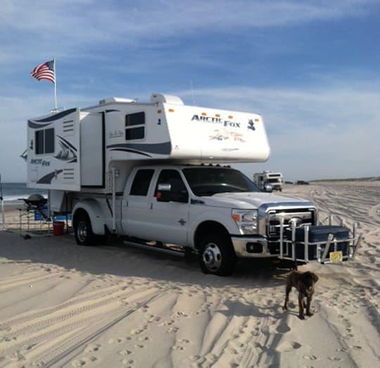 Fox the Beach Truck Camper Magazine
