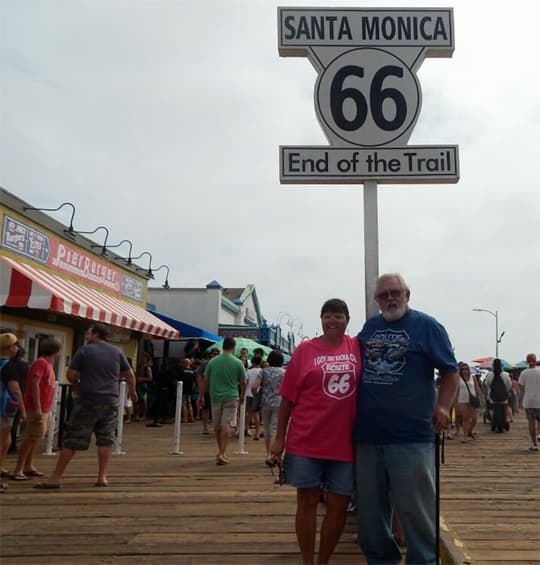 full-time-fifth-wheel-route-66-santa-monica