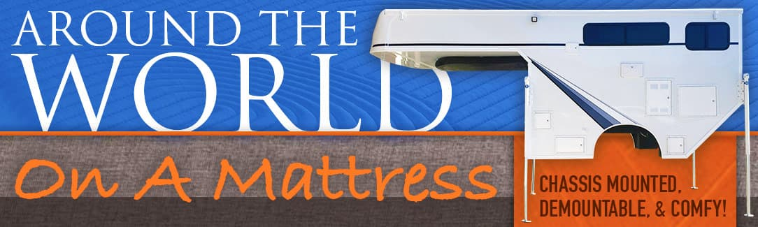 Around The World Mattress