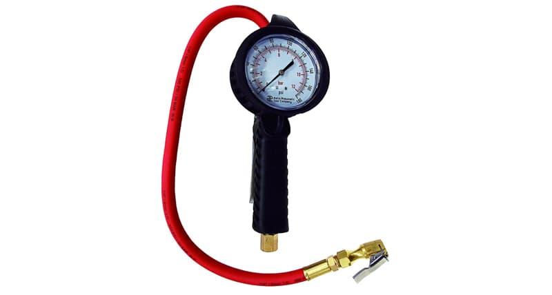 Astro tire inflator gauge