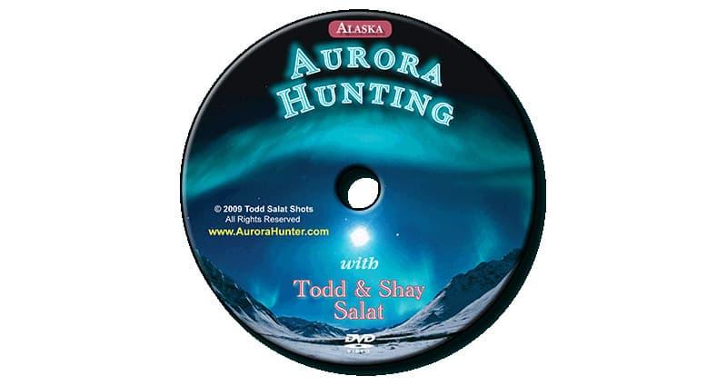 Aurora Hunting Alaska DVD