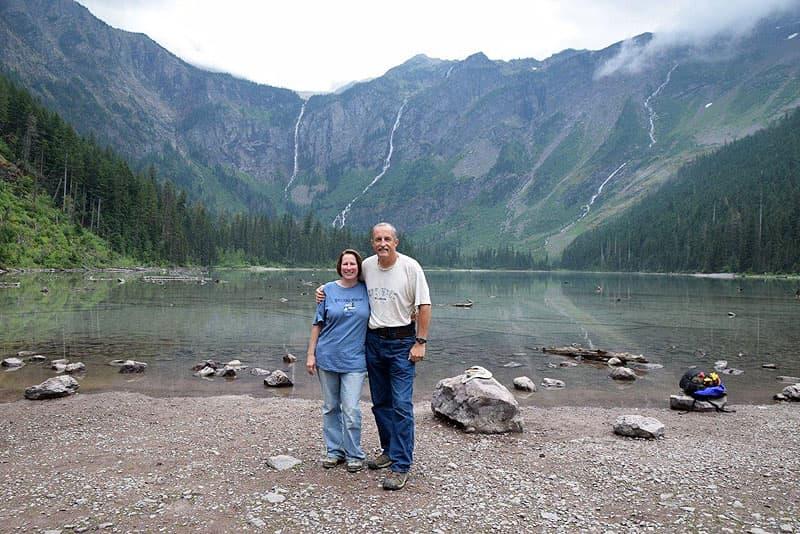 Glacier Park Avalanche Lake